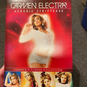 Other - Carmen Electra's Aerobic Striptease 5 DVD